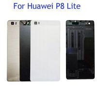 For Huawei P8 Lite Back Battery Cover Rear Door Housing Case + Camera lens DL