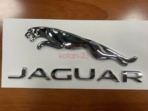 New Jaguar XJS 94 95  Left Fender Badge or wing motif HMD5771AA