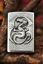Zippo Lighter - Dragon 3D - European Release - Anne Stokes Designed - Rare