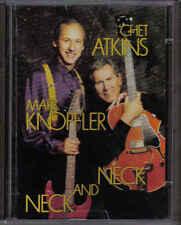 Mark Knopfler&Chat Atkins-Neck And Neck minidisc album