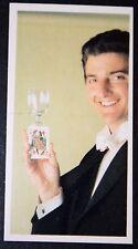 Magic Trick   Balancing Wine GlassTrick     Vintage Card  # VGC