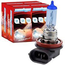 4x H11 Xenon Look XENOHYPE Ultra Halogenlampe 12V 55 Watt PGJ19-2