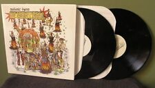 "Of Montreal ""Satanic Twins"" 2x LP OOP Beulah MGMT Jupiter One Elf Power"