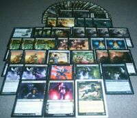 MTG Magic ALTAR OF THE LOST DECK Moan of the Unhallowed Nivix Guildmage Custom