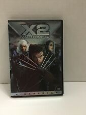 X2 Xmen United Dvd Widescreen