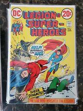 Legion of Super- Heroes #1 (1973, DC) FN