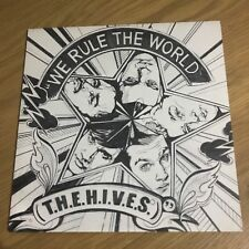 """Hives - We Rule The World - 10"""" Single - UNPLAYED - Discount For 2+"""