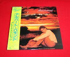 Albert Hammond LP GREATEST HITS w/Obi japan EX !!