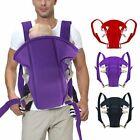 Newborn Baby Carrier Sling Rider Backpack Wrap Straps Infant Adjustable Comfort