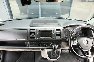 for VW T6 Transporter Top Dash Speaker Console