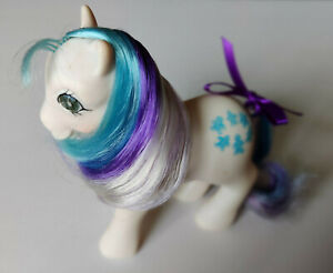 G1 My Little Pony Twinkle Eyed GINGERBREAD Vintage MLP 1980's