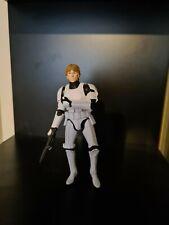 Star Wars Black Series 6 inch Luke Skywalker Stormtrooper Disguise
