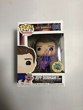 Jeff Dunham Funko Pop Autographed SOLD OUT