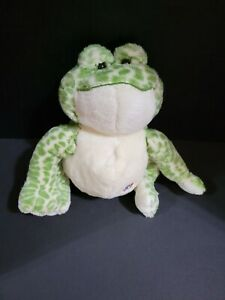 Ganz Webkinz Spotted Frog Toad Plush Soft Stuffed Animal Toy HM142 No Code