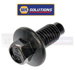 Engine Oil Drain Plug-Vortec NAPA/SOLUTIONS-NOE 7041394