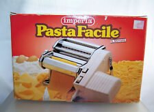 IMPERIA Pasta Facile il Motore Motor for Pasta Maker Made In Italy New in Box