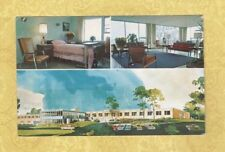 CT West Haven 1960's vintage postcard SOUND VIEW CARE CENTER Terrace Ave Conn