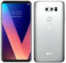 NEW LG V30 H933 64GB 4G LTE Factory GSM Unlocked Smartphone - Cloud Silver
