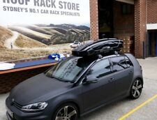 Whispbar SILVER Roof Racks Flush. VW Golf 5 door hatch Mark 7 + 7.5 - 2013 on.