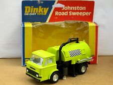 Dinky Toys 449 Ford D Series Johnson Road Sweeper - Boxed