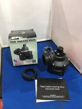 Fimco 1� 4 Zone Plastic Indexing Valve 9254 2 & 3 Zone Cams Included Crushed Box