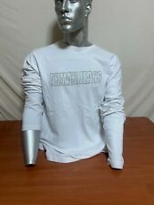 T-SHIRT ARMANI SWEATSHIRT POLO SHIRT UOMO MAN BIANCO WHITE BLANC TU-157