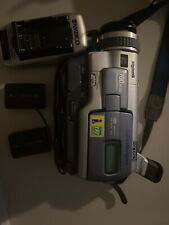 Sony Handycam Dcr-Trv330 Digital-8 Camcorder Ntsc Hi8 8mm Format Video