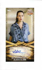 Fear The Walking Dead Season 1 & 2 Trading Cards Autograph Selection