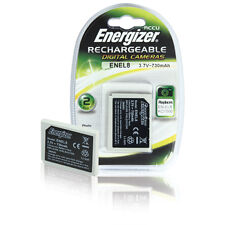 Energizer Rechargeable Digital Camera Battery Enel8 3.7v 730mah
