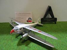 DH89 DRAGON RAPIDE BEA G.AFEZ 1/72 OXFORD 72DR001 avion militaire de collection