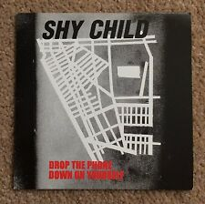 SHY CHILD Drop The Phone Down On Yourself 2006 PROMO CD ALBUM SINGLE Electronic