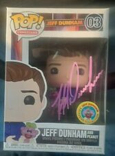 Funko Pop Comedians Jeff Dunham AUTOGRAPHED Limited Sold Out Signed IN HAND HTF
