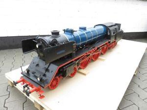 (1MM02) 5 Zoll Dampflok BR 61 013 der DB, Echtdampf, selten, Highlight