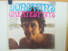 VINTAGE DONOVAN'S GREATEST HITS ALBUM COVER PHOTO POSTER NOT DIGITAL 24X24