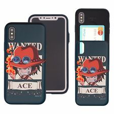 One Piece Card Bumper Cover Galaxy S10 S9 S8 Note10 Plus Note9 Note8 S7 Case