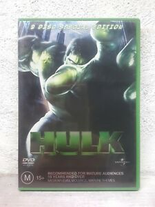 Hulk DVD - 2 DISC Special Edition - FAST SAME / NEXT DAY POST