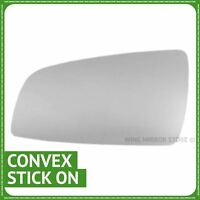 Left hand passenger side for Vauxhall Zafira B 2005-2009 wing mirror glass