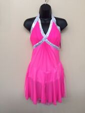 "New ""The Sweetest Heart"" skating/Ice Dance dress size adult small"