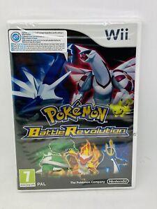 Pokemon Battle Revolution - Nintendo Wii Game - New & Sealed