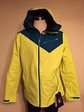 Mens Spyder Enforcer Ski Winter Jacket #153112 #730 Bly XL $350
