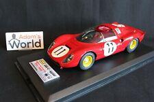 MG Model Ferrari Dino 206S 1966 1:18 #11 Bandini / Scarfiotti Nürburgring (PJBB)