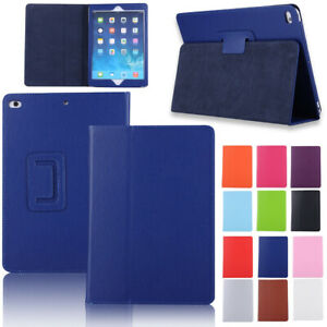 Smart Folding Leather Stand Magnetic Case For Apple iPad mini 1 2 3 4 5 Cover