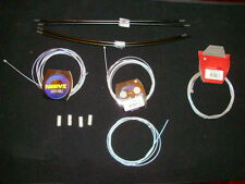 Bike-E Cable And Housing Extender Kit For Use With Wider Cruising Bars