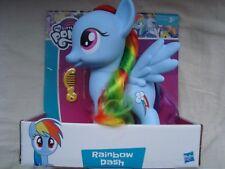 HASBRO MON PETIT PONY LITTLE pony RAINBOW DASH 8 5/16in DE TOP C029A