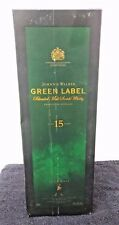 Johnnie Walker Green Label Bottle With Box 750ml empty