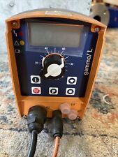 Prominent Gamma L Metering Pump Gala420sst000ud001100 Used