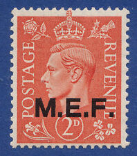 George VI (1936-1952) Lightly Hinged British Singles Stamps
