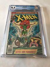 Marvel 1976 X-Men #101 CGC 4.5 - 1st appearance of Phoenix