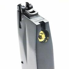We Airsoft Toy 25rds Co2 Magazine For We Kjw Marui M9 M92 M92F Gbb Series Black