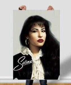 Selena quintanilla poster 24 X 36 $20 Unique Collection Art